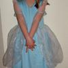 Princess Dress Size 6yrs
