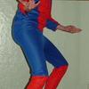 Spiderman Size 9-10yrs