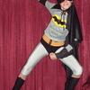 Batman Size 8-9yrs