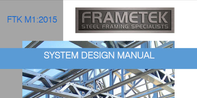 Frametek   system design manual thumbnail