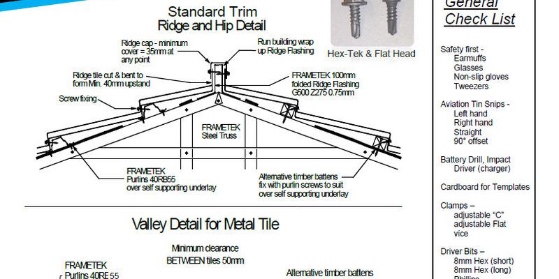 Ftk metal tile standard 14 3 2016
